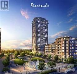 Condo for rent in 25 WATER WALK DR 322, Markham, Ontario