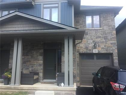 Single Family for rent in 12 Lindsay Way, Grimsby, Ontario, L3M0H6