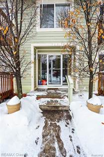 Residential Property for sale in 725 RANDOLPH ST APT 119, Northville, MI, 48167