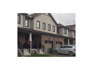 Townhouse for rent in 36 SHERWAY Street, Hamilton, Ontario