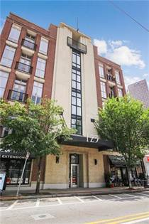 Residential Property for sale in 123 Luckie Street NW 1403, Atlanta, GA, 30303
