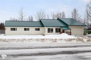 Single Family for sale in 11522 Aurora Street, Eagle River, AK, 99577