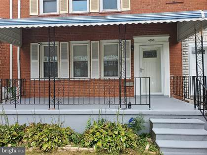 Residential Property for sale in 4050 ANNELLEN ROAD, Baltimore City, MD, 21215