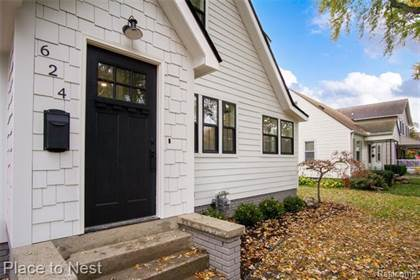 Residential Property for sale in 624 SUNSET Street, Plymouth, MI, 48170