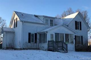 Residential for sale in 365 W 5TH Street, Imlay City, MI, 48444