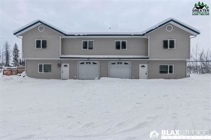 Multifamily for sale in 2799 PLACK ROAD, North Pole, AK, 99705