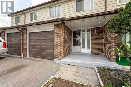 Single Family for sale in 7500 GOREWAY DR 29, Mississauga, Ontario, L4T3C7