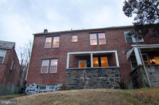Townhouse for rent in 2525 W COLD SPRING LANE, Baltimore City, MD, 21215