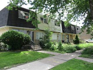 Townhouse for sale in 7101 South Carpenter Street, Chicago, IL, 60621