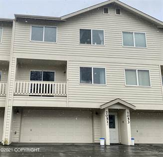 Residential Property for sale in 7051 Fairweather Park Loop 38A, Anchorage, AK, 99518