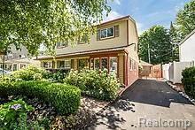 Single Family for sale in 624 DETROIT Avenue, Royal Oak, MI, 48073