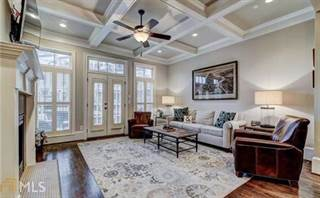 Townhouse for sale in 3574 Roswell Road NW 51, Atlanta, GA, 30305