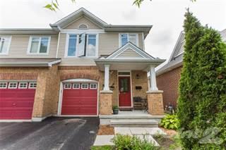 Single Family for sale in 266 PARKIN CIRCLE, Ottawa, Ontario