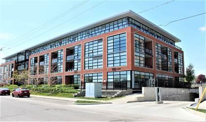 Condominium for sale in 155 St Leger St 216, Kitchener, Ontario, N2H 0B9