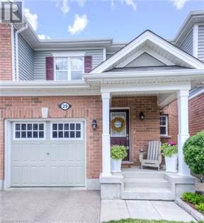 Single Family for sale in 29 STRATUS Street, Kitchener, Ontario, N2R0K5