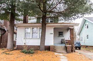Multi-family Home for sale in 1326 N BOURLAND Avenue, Peoria, IL, 61606