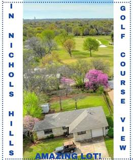 Lots And Land for sale in 1734 NW 63rd Street, Nichols Hills, OK, 73116