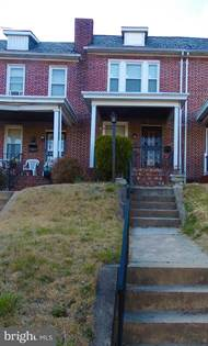 Residential Property for sale in 3304 BURLEITH AVE, Baltimore City, MD, 21215