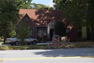 Single Family for sale in 2301 Boulevard Granada, Atlanta, GA, 30311
