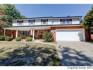 Single Family for sale in 20  HYDE PARK, Springfield, IL, 62703