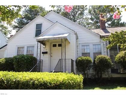 Residential Property for sale in 423 Massachusetts Avenue, Norfolk, VA, 23508