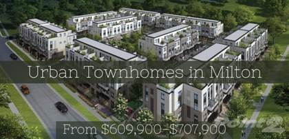 Residential Property for sale in The Crawford Stacked Towns, Milton, Ontario, L9T 7E7