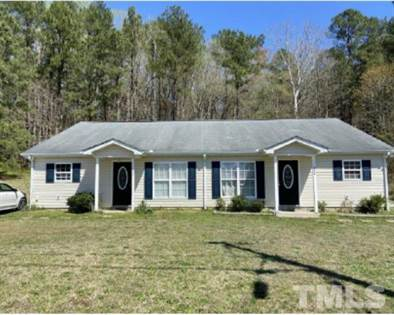 Multifamily for sale in 512 A&B Cotton Avenue A&B, Creedmoor, NC, 27522