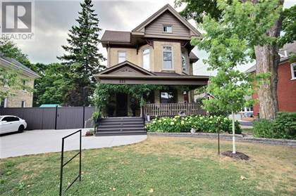 Single Family for sale in 535 WALLACE Avenue N, North Perth, Ontario