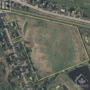 Vacant Land for sale in 4571 BOUNDARY ROAD, Ottawa, Ontario, K4B1P5