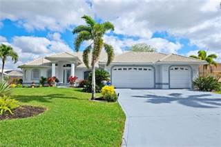 Single Family for sale in 11880 Princess Grace CT, Cape Coral, FL, 33991