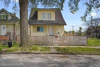 Residential Property for sale in 2512 HONORAH Street, Detroit, MI, 48209