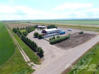 Farm And Agriculture for sale in 274074 Twp Road 144 - North of Stavely, Stavely, Alberta