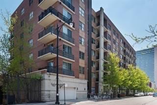 Condo for sale in 873 North LARRABEE Street 510, Chicago, IL, 60610
