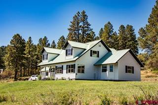 Single Family for sale in 469 Buck Drive, Pagosa Springs, CO, 81147