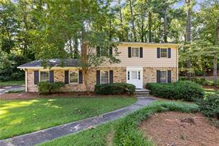 Single Family for sale in 6482 Whispering Trail NE, Atlanta, GA, 30328