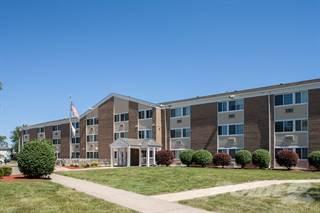 Apartment for rent in Hurlburt House, Peoria, IL, 61605
