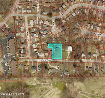 Lots And Land for sale in 1635 Huntoon Ave, Louisville, KY, 40215