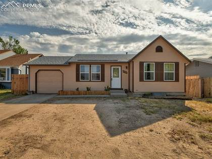 Residential for sale in 4334 Marlow Circle, Colorado Springs, CO, 80916