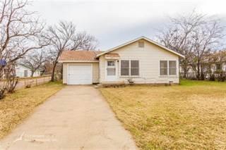 Single Family for sale in 2841 Old Anson Road, Abilene, TX, 79603