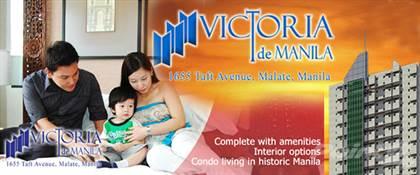 Victoria De Manila 2 Bedroom Bi Level Condo Malate Manila