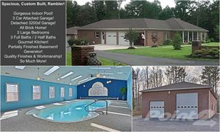 Residential Property for sale in ATTN Car Enthusiasts!  Swimmers!  Business Owners!  More!, Mechanicsville, MD, 20659