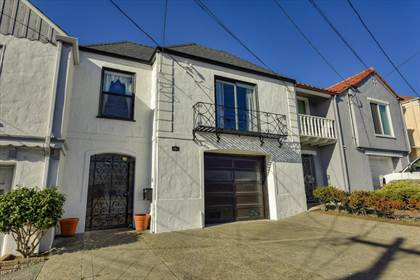 Residential Property for sale in 1727 32nd AVE, San Francisco, CA, 94122