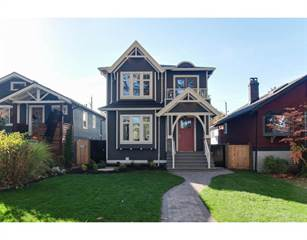 Single Family for sale in 2474 ETON STREET, Vancouver, British Columbia