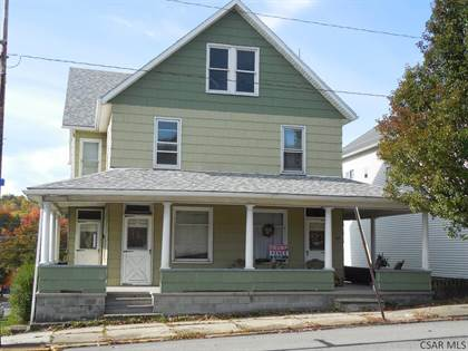 Multifamily for sale in 1014-16 Graham, Windber, PA, 15963