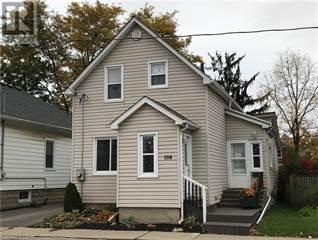 Single Family for sale in 108 SCOTT STREET, St. Thomas, Ontario, N5P1L3