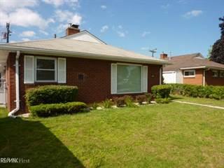 Single Family for rent in 15365 Hill, Roseville, MI, 48066