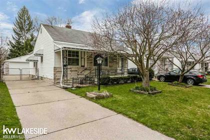 Residential Property for sale in 19172 Woodcrest, Harper Woods, MI, 48225