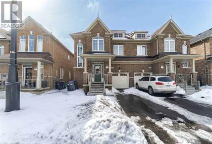 87 TRURO CIRC E,    Brampton,OntarioL7A4E7 - honey homes