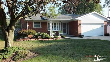 Residential Property for sale in 6056 Park, South Rockwood, MI, 48179