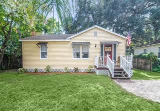 Single Family for sale in 112 W GENESEE STREET, Tampa, FL, 33603